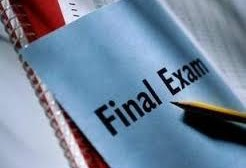 جدول امتحانات الماجستير